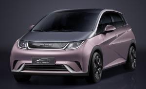 BYD EA1, el eléctrico con 1.000 kilómetros de autonomía presentado en Shanghái