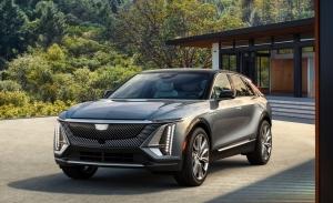 El Cadillac Lyriq 2023 desvelado en su variante definitiva de producción