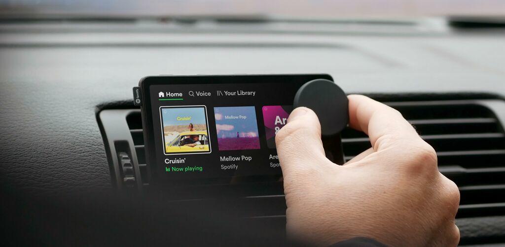 Car Thing, el primer gadget de Spotify para usar en el coche