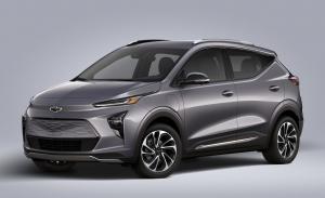 Chevrolet abre el configurador online de los nuevos Bolt EV 2022 y Bolt EUV 2022