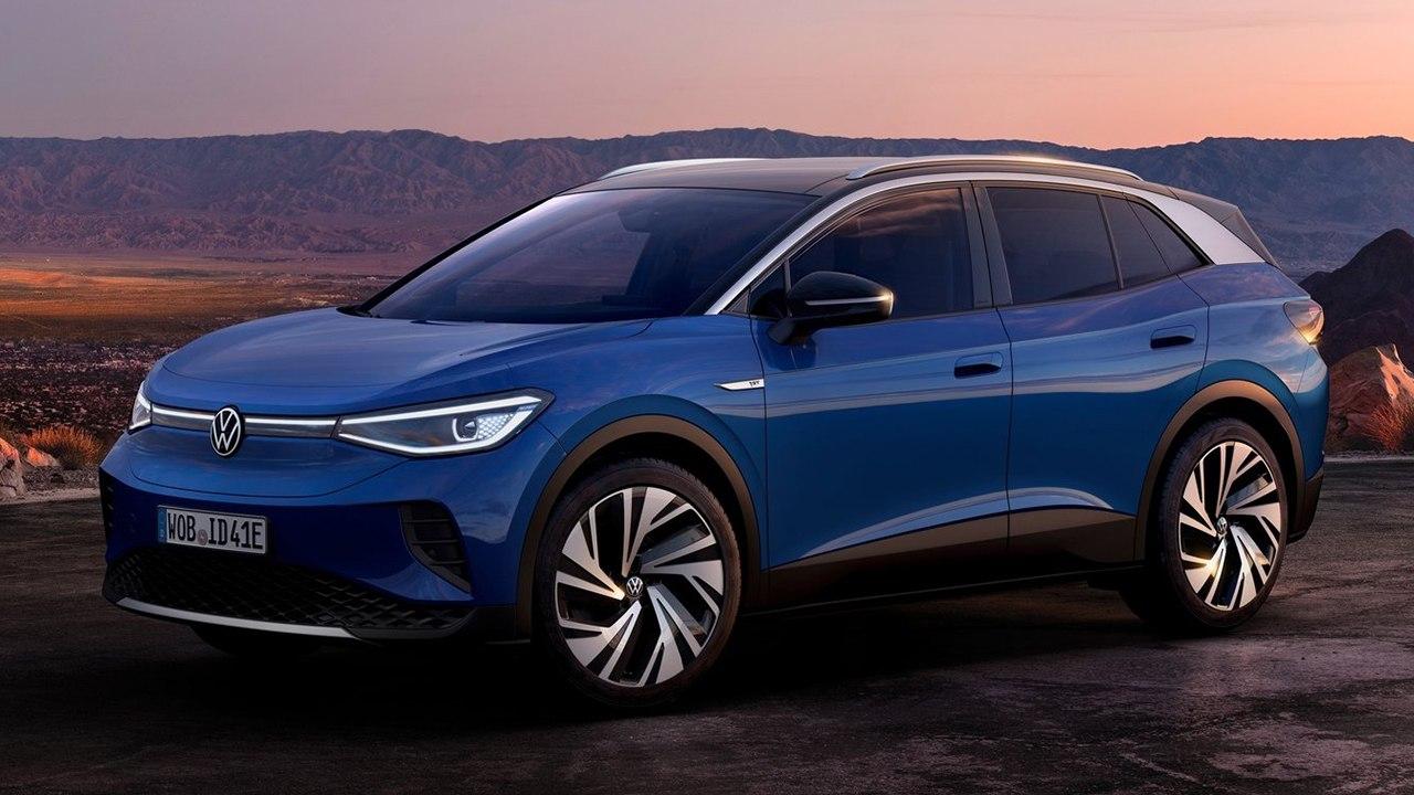 El Volkswagen ID.4 se hace con el título de Coche del Año 2021 en el Mundo