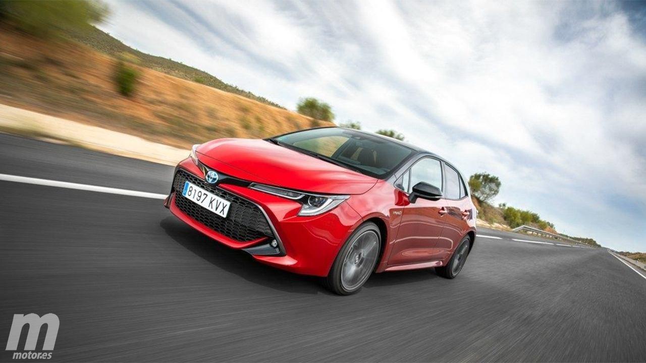Los 10 coches híbridos más vendidos en marzo de 2021