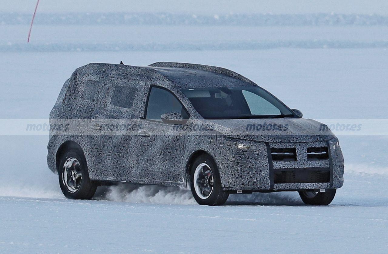 El sucesor de los Dacia Logan MCV y Lodgy muestra sus primeros rasgos