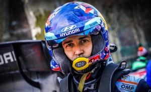 Dani Sordo pilotará el tercer Hyundai i20 WRC Coupé en Portugal