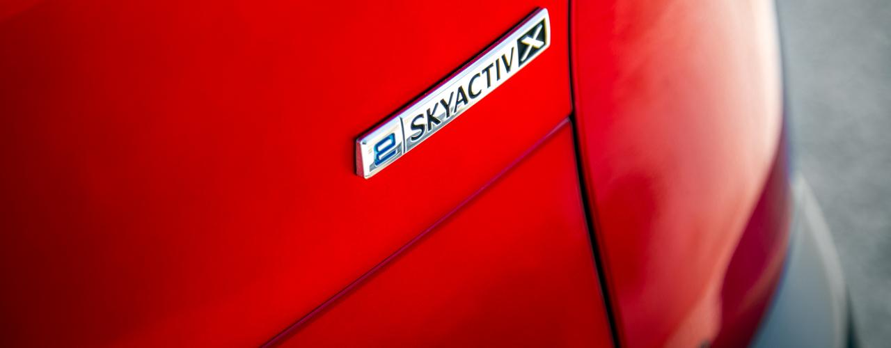 Mazda CX-30 e-Skyactiv-X, analizamos su revolucionaria mecánica (con vídeo)