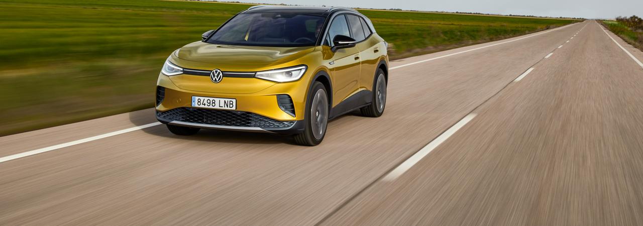 Prueba Volkswagen ID.4, nos ponemos tras su volante por primera vez