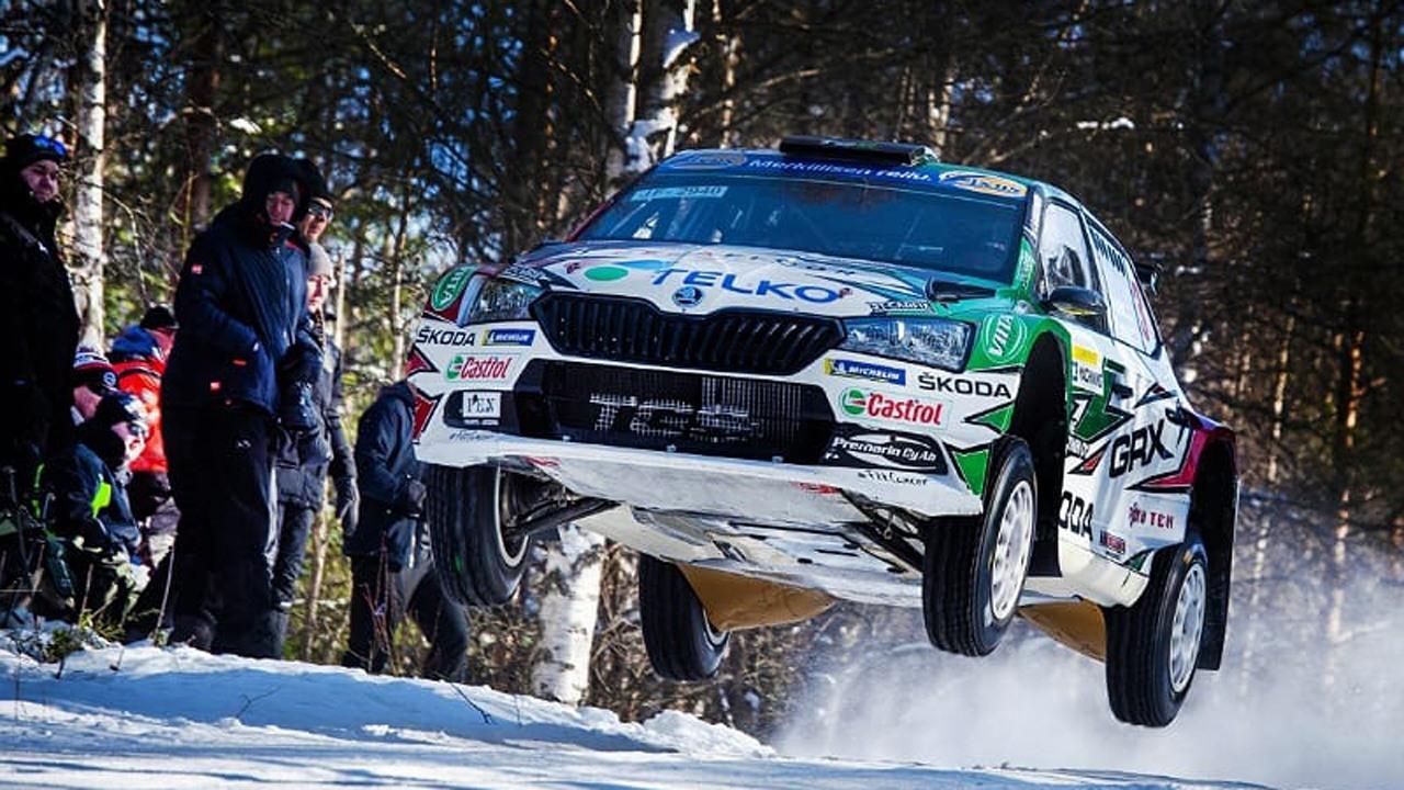 Emil Lindholm y Toksport WRT competirán juntos en la categoría WRC3