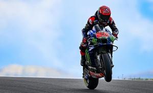 Fabio Quartararo conquista Portimao y se coloca líder de MotoGP