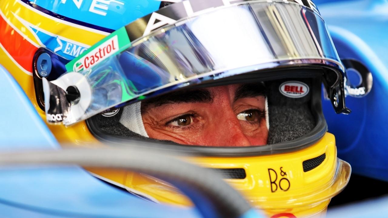 Fernando Alonso responde a la pregunta: ¿cuánto tiempo más en la F1?