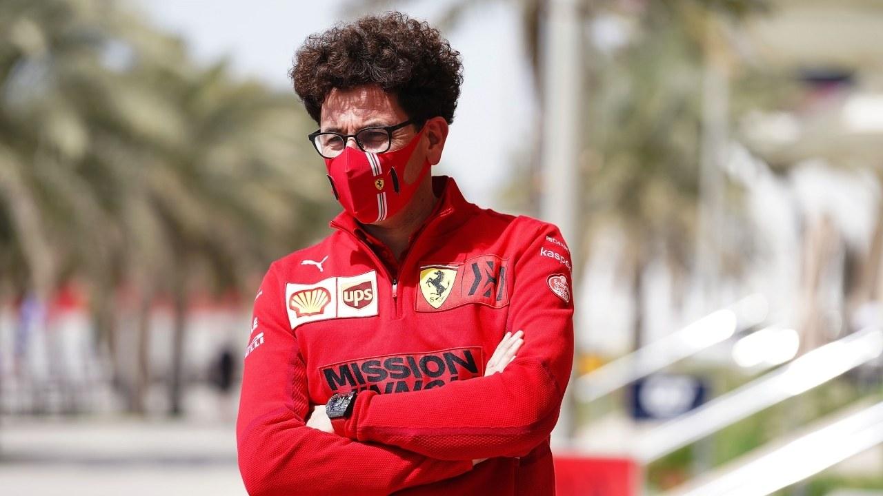 Ferrari vislumbra «un largo camino hacia el podio»