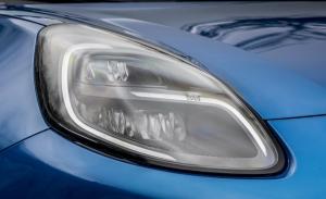 Ford trabaja en una nueva tecnología de iluminación, unos faros predictivos
