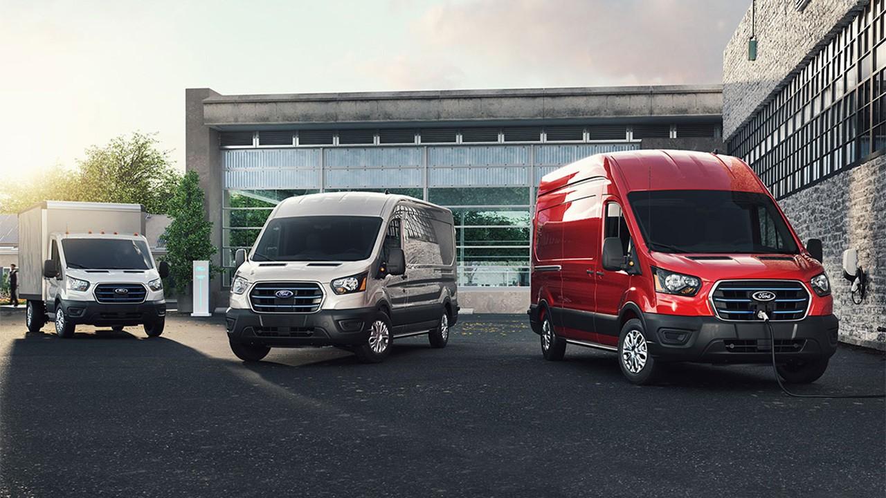 La nueva furgoneta eléctrica de Ford será fabricada en Rumanía y llegará en 2024