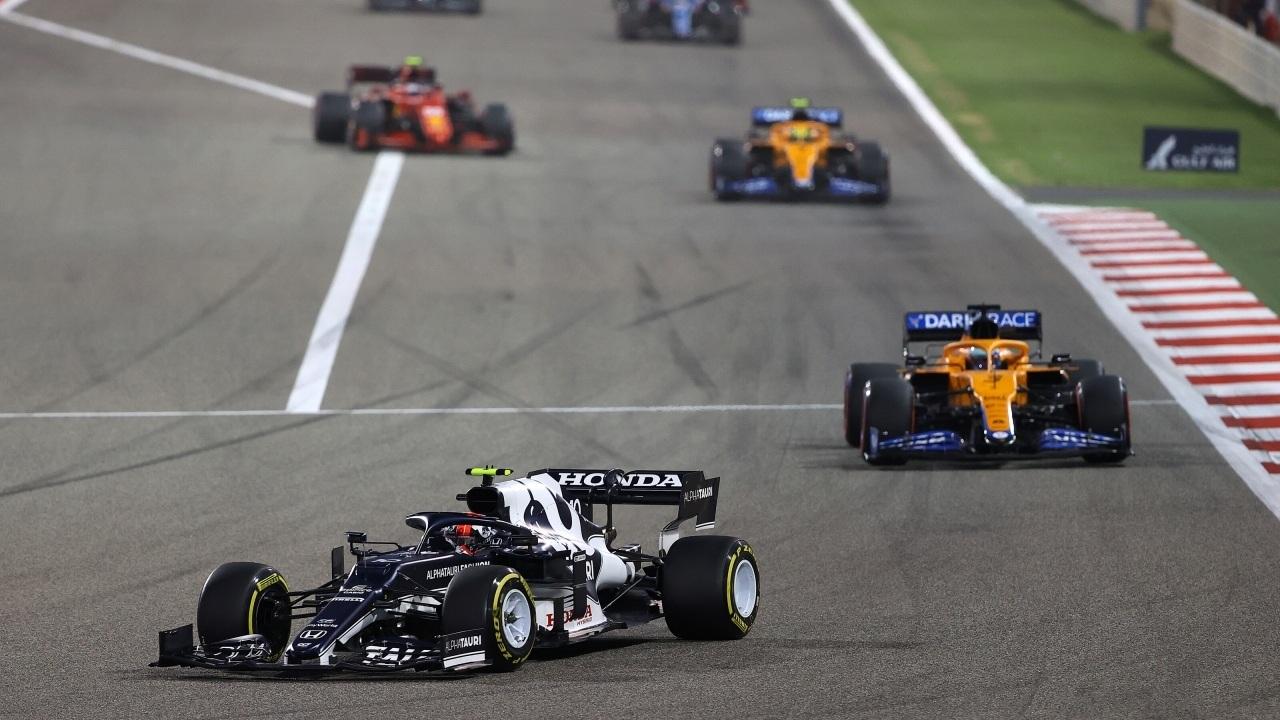 Gasly ve a AlphaTauri capaz de plantar cara a McLaren y Ferrari