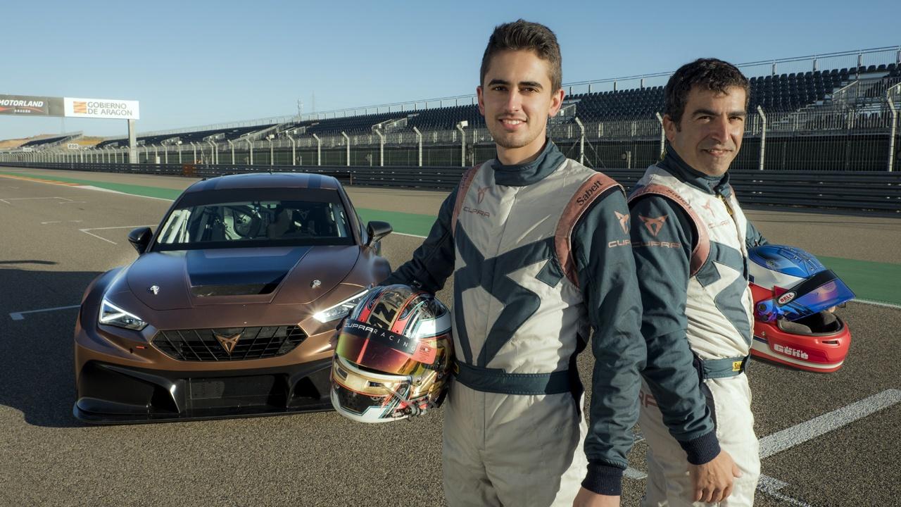 Gené y Azcona, la fórmula ganadora de CUPRA Racing para el WTCR
