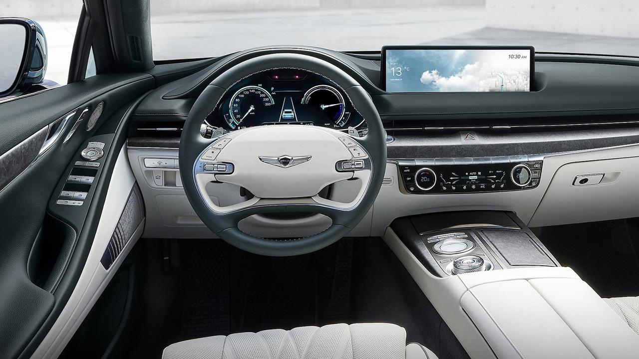 Genesis Electrified G80, debuta una nueva berlina eléctrica, lujosa y  exclusiva - Motor.es