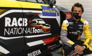 Gilles Magnus cierra la alineación de Audi en el WTCR gracias a la RACB