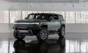 GMC revela todos los datos e imágenes del nuevo Hummer EV SUV