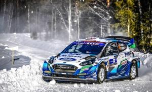 Gus Greensmith espera sacar rédito al nuevo motor Ford en el Rally de Croacia