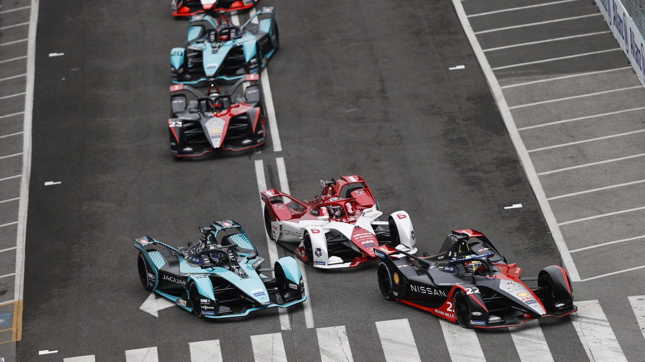 Highlights del doble ePrix de Roma de la Fórmula E 2020-21