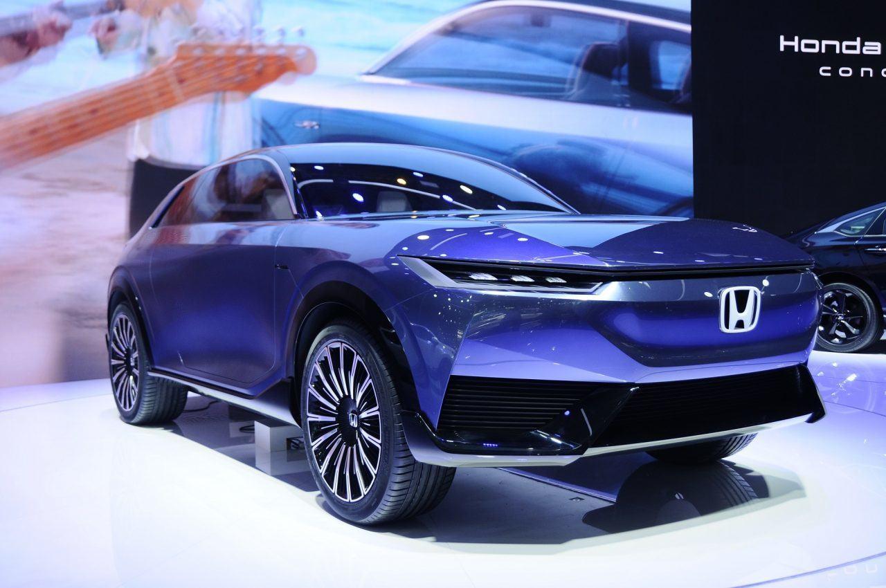 Honda confirma que presentará su primer eléctrico para China en Shanghái 2021