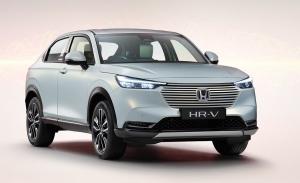 La mecánica híbrida e:HEV del nuevo Honda HR-V y sus tres modos de propulsión