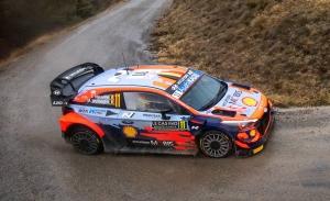 Hyundai busca su segunda victoria del año en el Rally de Croacia
