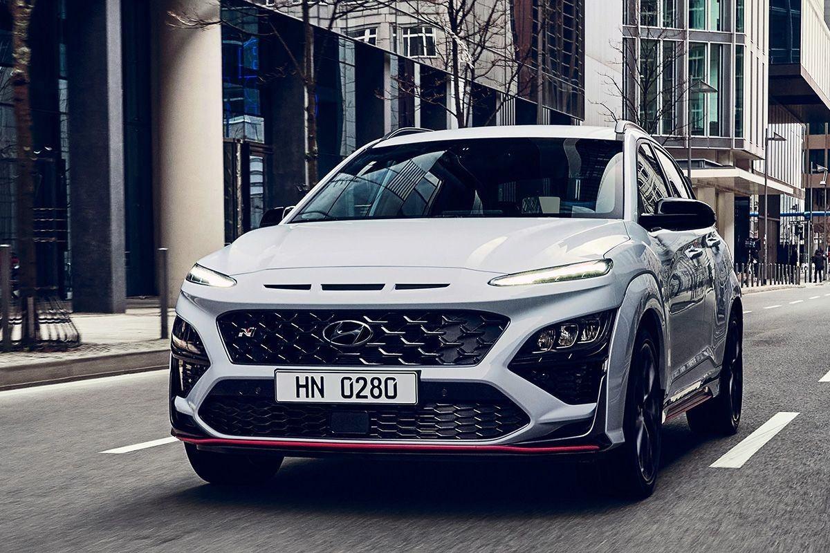 Hyundai Kona N, debuta el primer crossover deportivo de la marca coreana