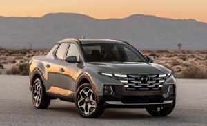 El nuevo Hyundai Santa Cruz presentado como un campero pick-up de +275 CV
