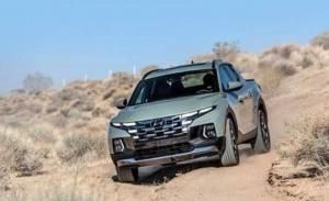 ¡Al descubierto! El Hyundai Santa Cruz, el esperado pick-up surcoreano, se ha filtrado