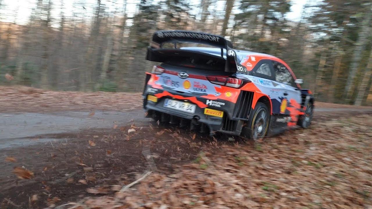 Hyundai y Toyota completan sendos test para preparar el Rally de Croacia