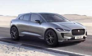 Jaguar I-PACE Black, el crossover eléctrico se vuelve más elegante y deportivo
