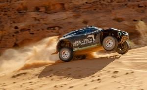 Johan Kristoffersson y Molly Taylor ganan el X-Desert de Extreme E