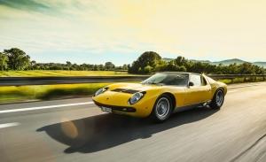 El Lamborghini Miura SV celebra su 50° aniversario