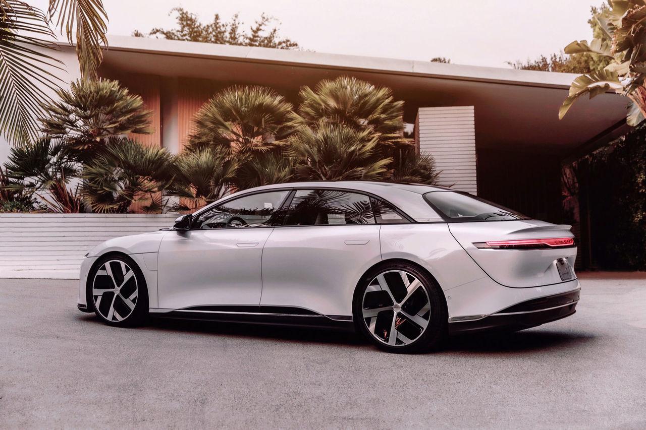 Lucid Motors tendrá un eléctrico asequible, pero no será hasta dentro de 10 años