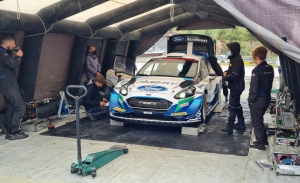 M-Sport se aferra al nuevo motor para elevar su nivel en el Rally de Croacia