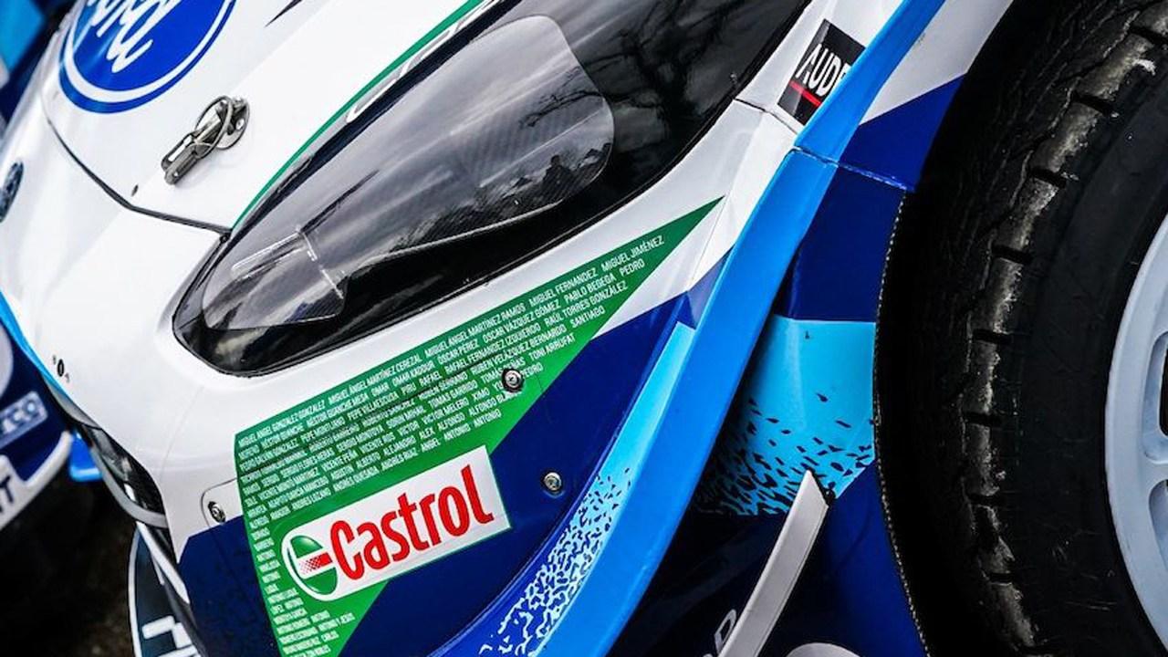M-Sport termina satisfecho con los primeros test de su 'Rally1' híbrido