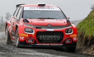 Mads Ostberg, confiado con las evoluciones del Citroën C3 Rally2