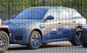 El esperado Maserati Grecale al detalle en estas nuevas fotos espía