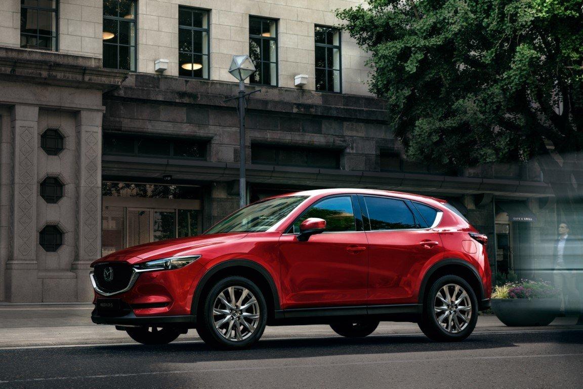 Foto Mazda CX-5 2021 - exterior
