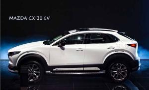 Mazda CX-30 EV, nuevo SUV eléctrico para China desarrollado junto a Changan