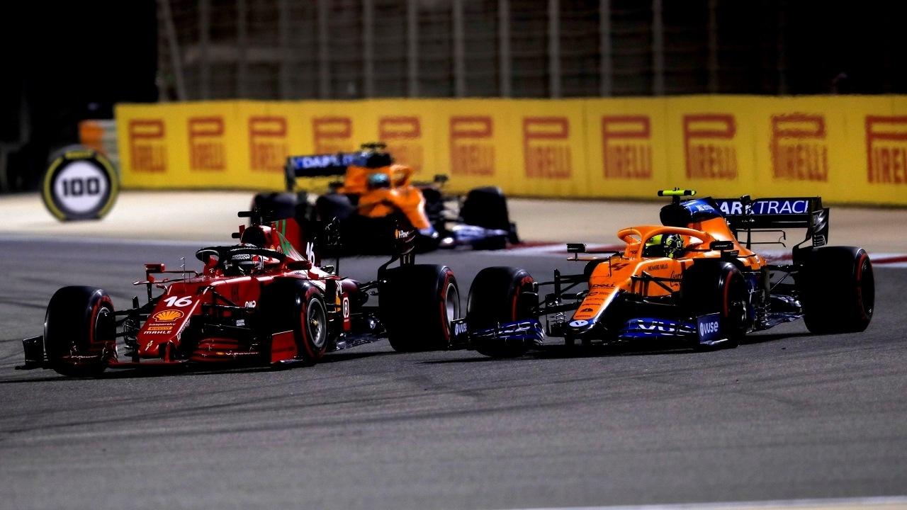 McLaren, deseando revivir la histórica rivalidad con Ferrari: «Nunca les subestimamos»
