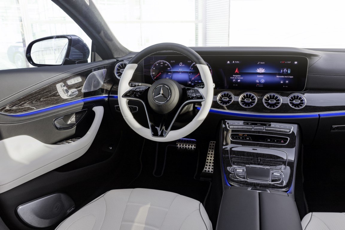 Foto Mercedes CLS 2021 - interior