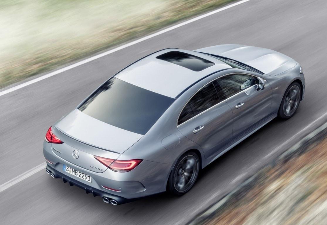 Foto Mercedes-AMG CLS 53 Facelift 2021 - exterior