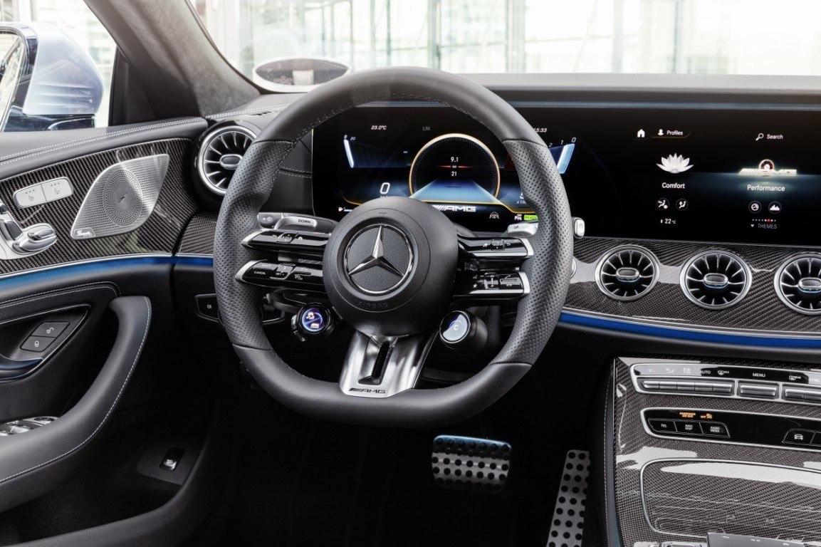 Foto Mercedes-AMG CLS 53 Facelift 2021 - interior
