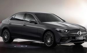 El nuevo Mercedes Clase C 2021 de batalla extendida irrumpe en China