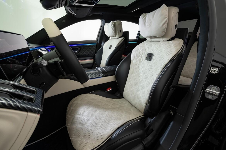 Foto BRABUS B50 - interior
