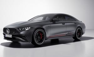 Mercedes-AMG CLS 53 4MATIC + Limited Edition, 300 unidades solo para Alemania