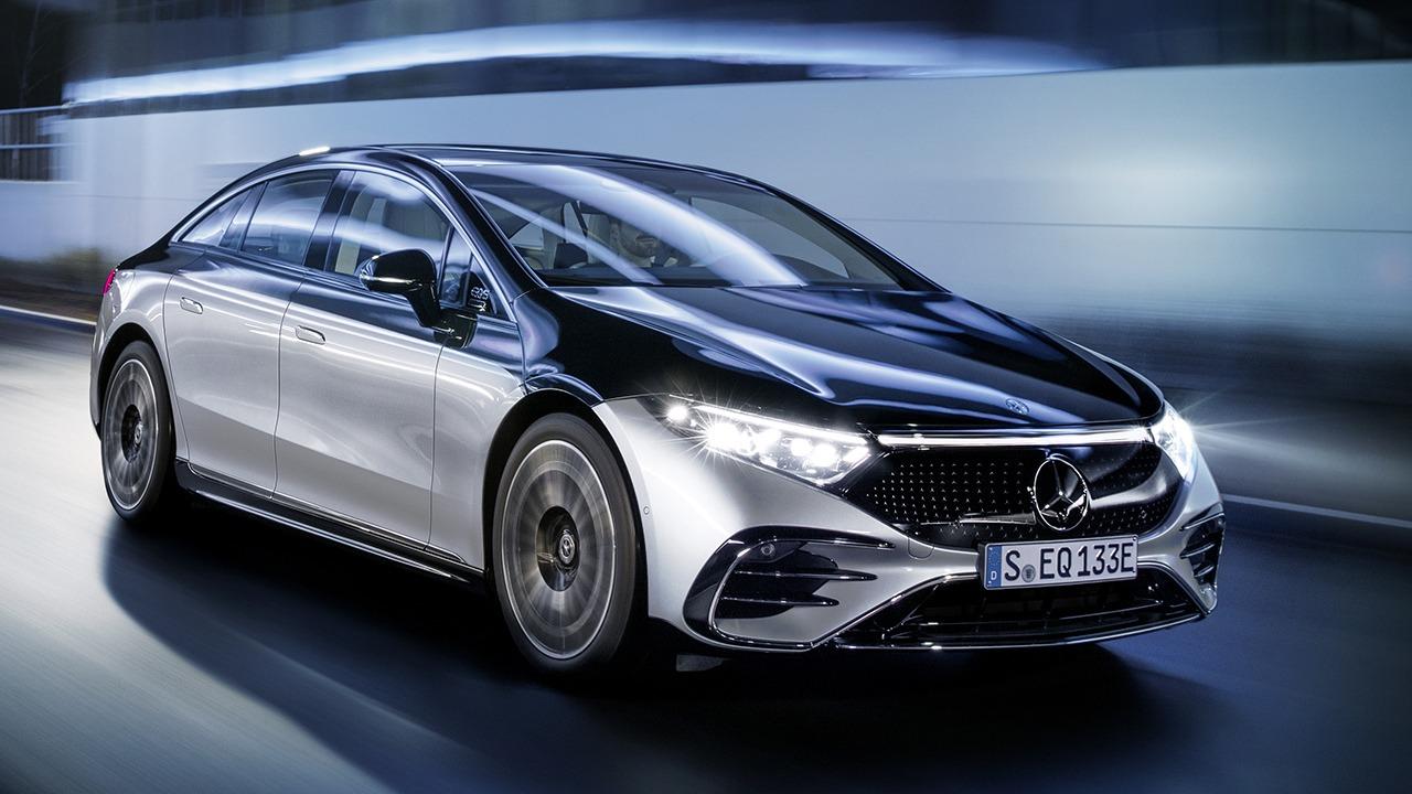 Mercedes EQS, el inicio de una era lujosa y 100% eléctrica