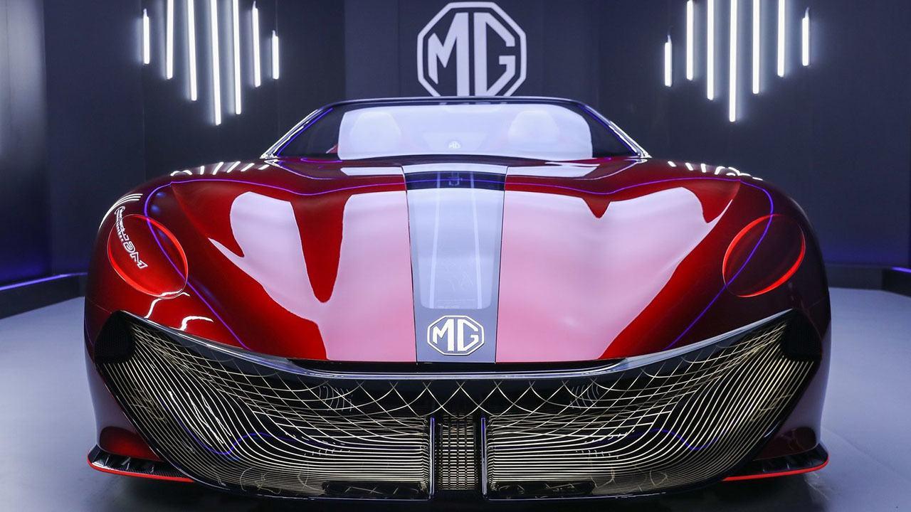 Morris Garage busca financiación para hacer realidad el MG Cyberster