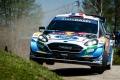 Adrien Fourmaux protagoniza un brillante debut con el Ford Fiesta WRC